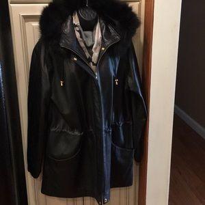 Worthington Jackets & Coats - Lamb skin leather coat